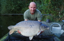 Carp from Brittany Mill lakes last few weeks april/may 2014
