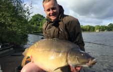 Andy Green's Sixty pound carp
