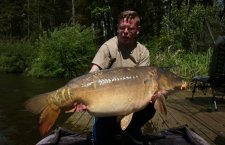 Superb carp fishing in France  starts here!