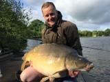 Andy Green's Sixty pound carp